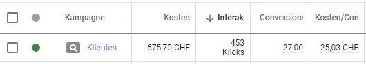 Preis-Leistung Paartherapie 2 (01.11. bis 18.03.)